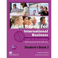 Get Ready for International Business Student's Book with TOEIC Level 2 (BOK)