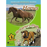 Macmillan Childrens Readers Horses 6 (BOK)