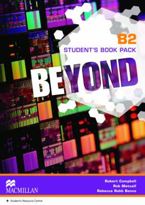 Beyond B2+ Student Book pack (BOK)