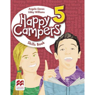 Happy Campers Level 5 Skills Book (BOK)