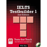 IELTS 1 Testbuilder 2nd edition Student's Book with key Pack (BOK)
