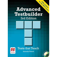 Advanced Testbuilder 3rd Edition Student's Book Without Key (BOK)