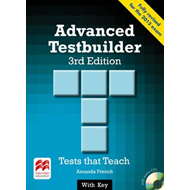 Advanced Testbuilder CAE 3rd Edition Student's Book with Key (BOK)