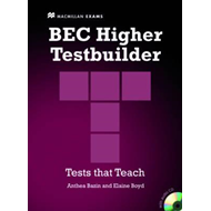 BEC Higher Testbuilder with Answer Key and Audio CDs (BOK)