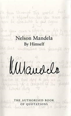 Nelson Mandela by Himself (BOK)
