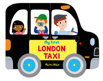 Whizzy Wheels: London Taxi (BOK)
