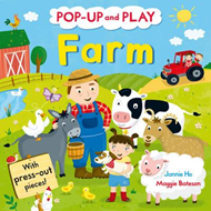 Pop-up and Play Farm (BOK)