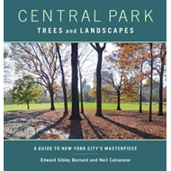 Central Park Trees and Landscapes (BOK)