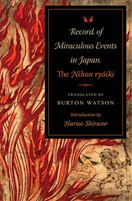 Record of Miraculous Events in Japan (BOK)