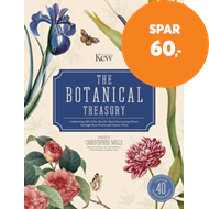Produktbilde for The Botanical Treasury - The tale of 40 of the world's most fascinating plants (BOK)