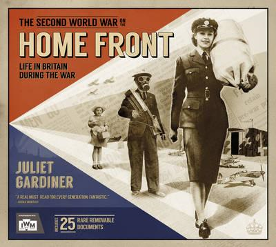 IWM the Second World War on the Home Front (BOK)