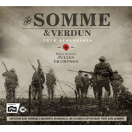 Somme & Verdun: 1916 Remembered (BOK)