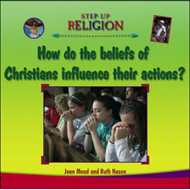 Christian Beliefs and Their Influence on Actions (BOK)