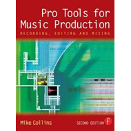 Pro Tools for Music Production (BOK)