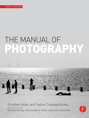Manual of Photography (BOK)