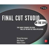 Final Cut Studio on the Spot (BOK)