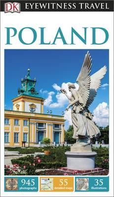 DK Eyewitness Travel Guide Poland (BOK)