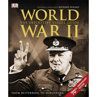World War II The Definitive Visual Guide (BOK)
