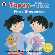 Topsy and Tim: First Sleepover (BOK)