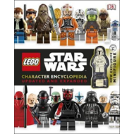 Lego Star Wars Character Encyclopedia Updated and Expanded (BOK)