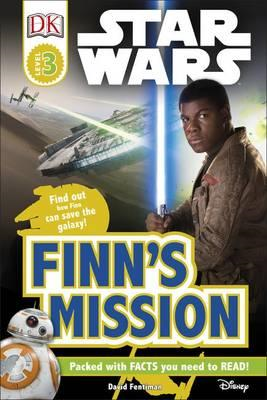 Star Wars Finn's Mission (BOK)