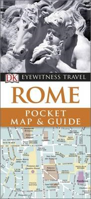 Rome Pocket Map and Guide (BOK)