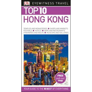 DK Eyewitness Top 10 Travel Guide: Hong Kong (BOK)