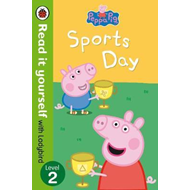Peppa Pig: Sports Day - Read it yourself with Ladybird (BOK)
