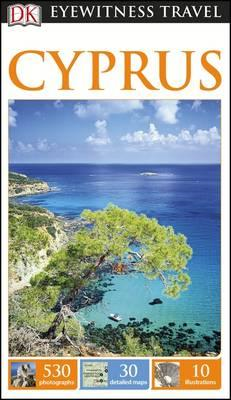 DK Eyewitness Travel Guide: Cyprus (BOK)