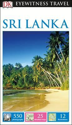 DK Eyewitness Travel Guide Sri Lanka (BOK)