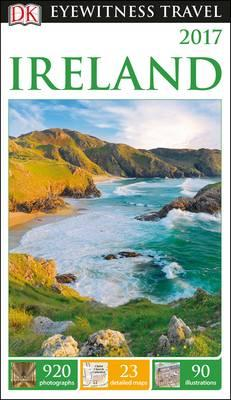DK Eyewitness Travel Guide Ireland (BOK)