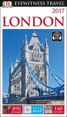 DK Eyewitness Travel Guide London (BOK)