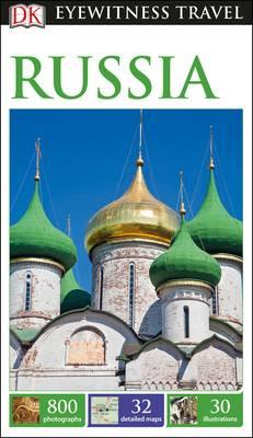 DK Eyewitness Travel Guide Russia (BOK)