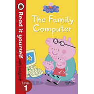 Peppa Pig: The Family Computer - Read It Yourself with Ladyb (BOK)