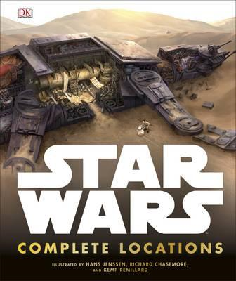 Star Wars Complete Locations Updated Edition (BOK)