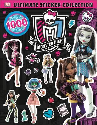 Monster High Ultimate Sticker Collection (BOK)