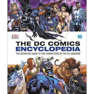 DC Comics Encyclopedia All-New Edition (BOK)