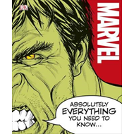 Marvel Absolutely Everything You Need to Know (BOK)