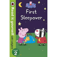 Peppa Pig: First Sleepover - Read It Yourself with Ladybird (BOK)
