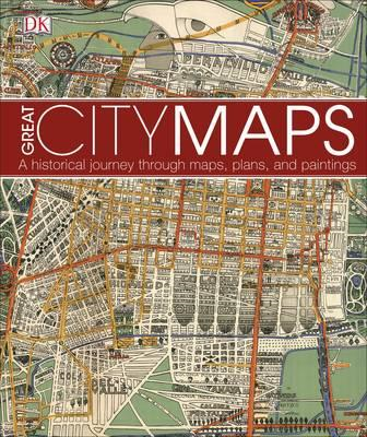 Great City Maps (BOK)