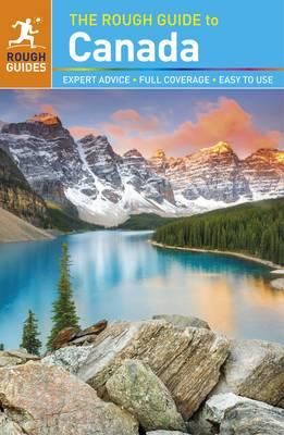 Rough Guide to Canada (BOK)