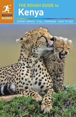 Rough Guide to Kenya (BOK)