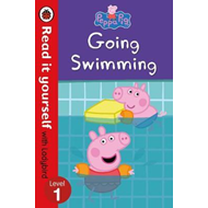 Peppa Pig: Going Swimming -  Read It Yourself with Ladybird (BOK)
