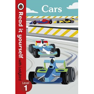 Cars - Read It Yourself with Ladybird (Non-fiction) Level 1 (BOK)