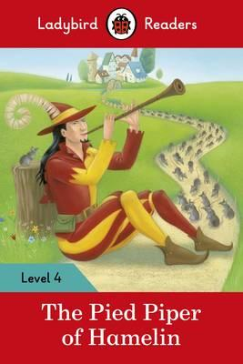 Pied Piper - Ladybird Readers Level 4 (BOK)