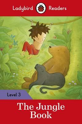 Jungle Book - Ladybird Readers Level 3 (BOK)