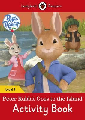 Peter Rabbit: Goes to the Island Activity Book - Ladybird Re (BOK)