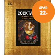 Produktbilde for Cocktails - The Art of Mixing Perfect Drinks (BOK)
