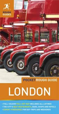 Pocket Rough Guide London (BOK)