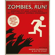 Produktbilde for Zombies, Run! (BOK)